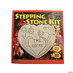 Basic Stepping Stone Heart Kit