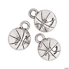Basketball Charms