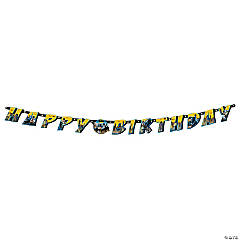 Batman™ Birthday Jointed Paper Banner
