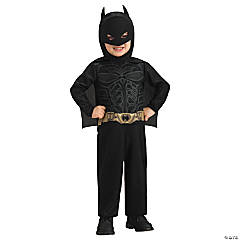 Batman Dark Knight Costume for Toddler Boys