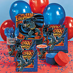 Batman Heroes Party Supplies