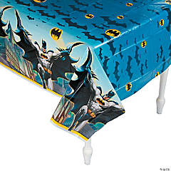Batman™ Plastic Tablecloth