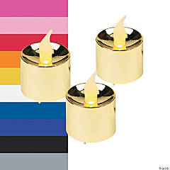 Battery-Operated Votive Candles