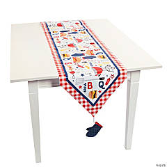 BBQ Table Runner
