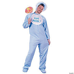Be My Baby Blue Adult Costume