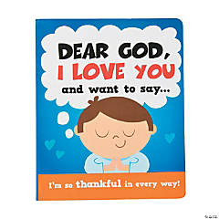 Be Thankful Mini Board Books