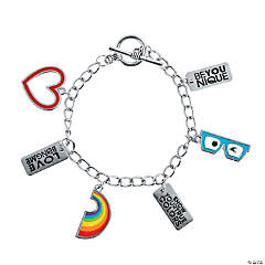Be You Bracelets with Charms