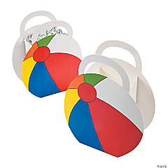 Beach Ball Favor Boxes