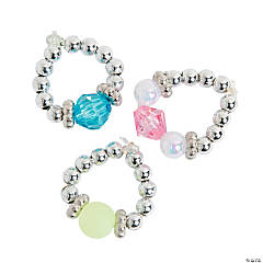 Beaded Ring Craft Kit