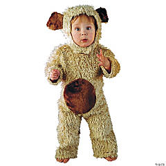 Bear Oatmeal Toddler Kid's Costume