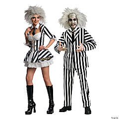 Beetlejuice Couples Costumes