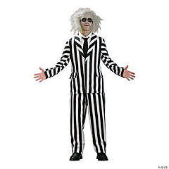 Beetlejuice™ Deluxe Adult Men's Costume