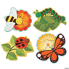 Beginner Puzzle: Garden Bugs