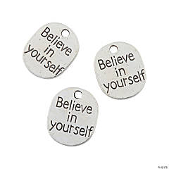 Believe in Yourself Charms