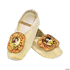 Belle Ballet Slippers for Girls