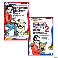 Benjamin's Mystery Deck: Set of 2