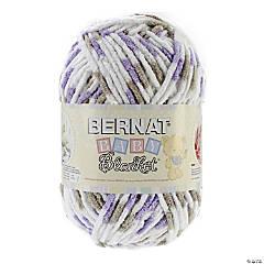 Bernat Baby Blanket Big Ball- Little Lilac Dove 10.5oz