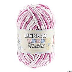 Bernat Baby Blanket Big Ball Pink Dreams