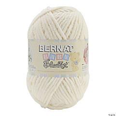 Bernat Baby Blanket Big Ball -Vanilla 10.5oz