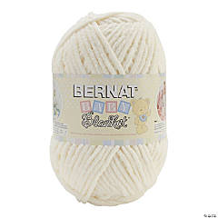 BERNAT BABY BLANKET BIG BALL -VANILLA