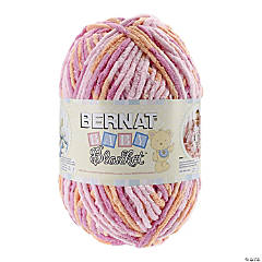 Bernat Baby Blanket Big Ball Yarn-Peachy