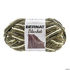 Bernat Blanket Big Ball- Gathering Moss 10.5oz