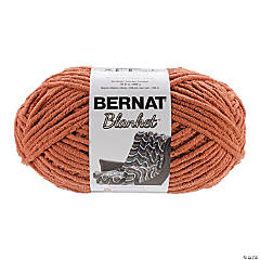 BERNAT BLANKET BIG BALL PUMPKIN SPICE