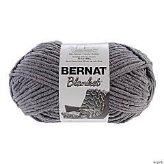 Bernat Blanket Big Ball Yarn-Dark Grey 10.5oz