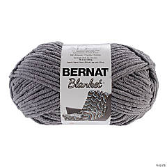 Bernat Blanket Big Ball Yarn-Dark Grey
