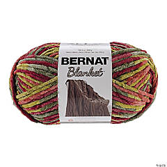 Bernat Blanket Big Ball Yarn-Harvest 10.5oz
