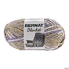 BERNAT BLANKET BIG BALL YARN-LILAC BUSH