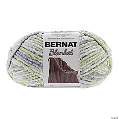 Bernat Blanket Big Ball Yarn-Lilac Leaf 10.5oz