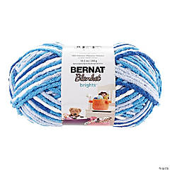 Bernat Blanket Brights Big Ball- Waterslide