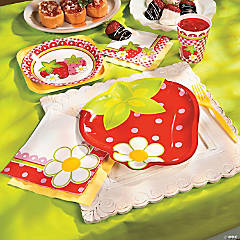 Berry 1st Birthday Party Supplies