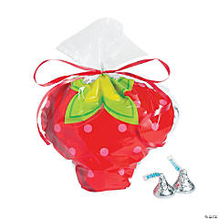 Berry Cellophane Bags