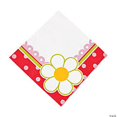 Berry 1st Birthday Luncheon Napkins
