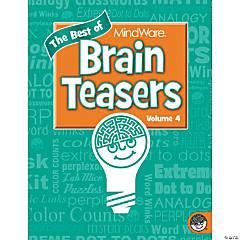 Best of MindWare Brain Teasers: Volume 4