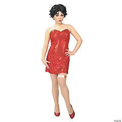 Betty Boop Adult Women's Costume