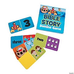 Bible Story Dominoes Game
