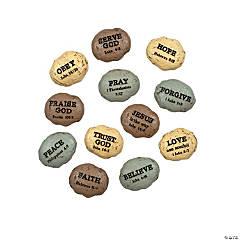Bible Verse Stones