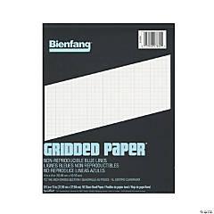 Bienfang Gridded Paper 4 Grid