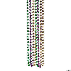 Big Bead Mardi Gras Beads