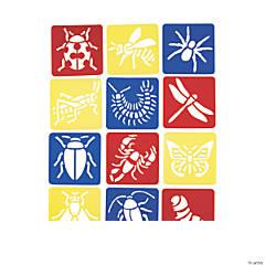 Big Bug Stencils