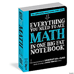 Big Fat Notebook: Math