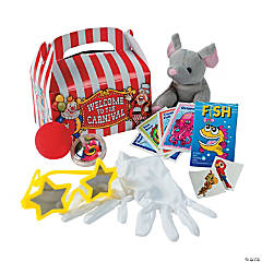 Big Top Filled Treat Box