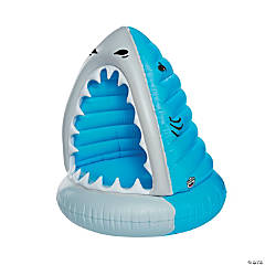 BigMouth<sup>&#174;</sup> Inflatable Man-Eating Shark Pool Float