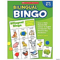 Bilingual Bingo, Activity Book