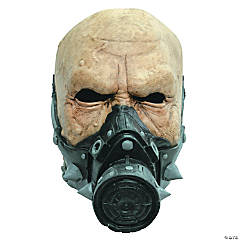 Biohazard Agent Mask for Adults