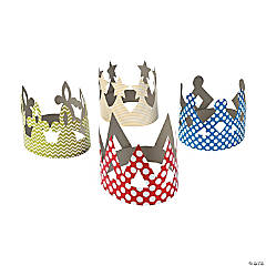Birthday Crowns Assortment