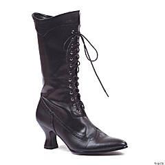 Black Amelia Boots